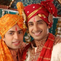 Pankaj and Uday looking gorgeous