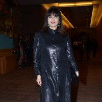 Neeta Lulla was at the India International Jewellery Week (IIJW) 2014 - Grand Finale