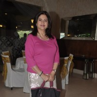Deepshikha Nagpal was at Charu Anand's Birthday Bash