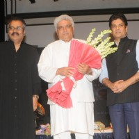 Hariharan and Javed Akhtar were at the fund raising musical soiree, Rehmatein