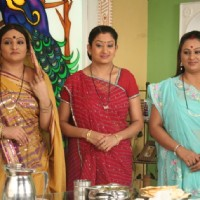 A still of Manjula, Parul and Alpa