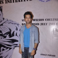 Nakuul Mehta was spotted at Superhero Mill Event