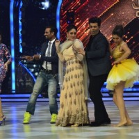Promotions of Singham Returns on Jhalak Dikhla Jaa