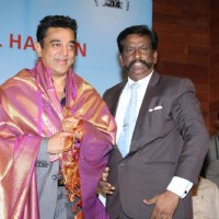 Padma Bhushan Dr. Kamal Haasan Felicitated with the Life Time Achievement Award