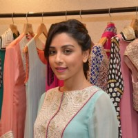 Amrita Puri was at Shruti Sancheti and Ritika Mirchandani's Preview at Hue Store