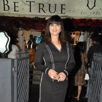 Neeta Lulla was at the Ghanasingh Store Launch