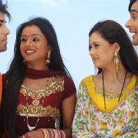 Alekh, Sadhna, Ranvir and Ragini in their honeymoon trip