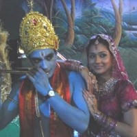 A still image of Alekh and Sadhna