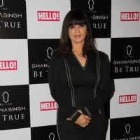 Neeta Lulla was at the celebration of Legendary Brand Ghanasingh Be True 110 Years Bond Style