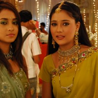 Sadhana and Sonia looking gorgeous