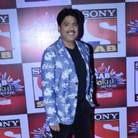 Sailesh Lodha was at SAB Ke Anokhe Awards