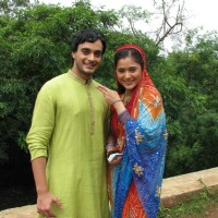 Alekh and Sadhna a happiest couple