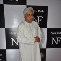 Javed Akhtar was at the Birthday Bash cum Launch