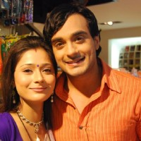 Alekh and Sadhna a cute couple