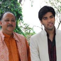 Ranvir with his father-in -law Sharmaji