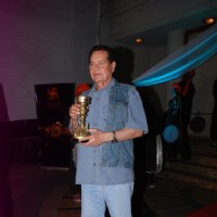 Salim Khan was at the Success Bash of Mahabharat