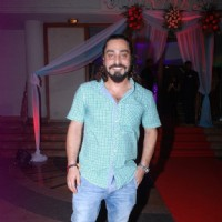Praneet Bhatt was at the Success Bash of Mahabharat