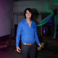 Saurabh Raaj Jain at the Success Bash of Mahabharat