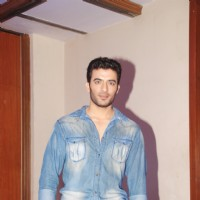 Gurpreet Singh was at the Success Bash of Mahabharat