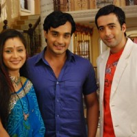 Alekh and Sadhna with Dr.Shlok