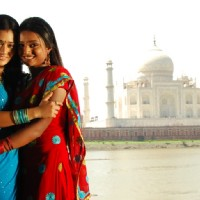 Ragini and Sadhna a lovely sisters