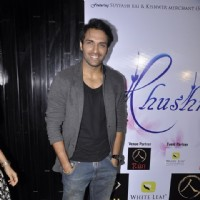 Shaleen Malhotra poses for the media at the Album Launch of Khushnuma