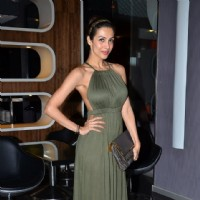 Malaika Arora Khan poses for the camera at Power Women Fiesta