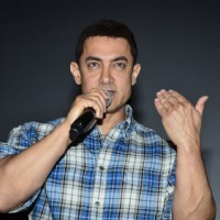 Aamir Khan interacting with the media at the Launch of Satyamev Jayate Season 3
