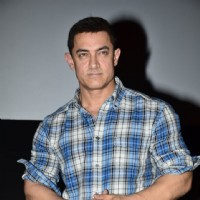 Aamir Khan poses for the media at the Launch of Satyamev Jayate Season 3