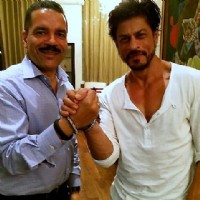 Shah Rukh Khan Becomes Interpol's Turn Back Crime Campaign's Ambassador