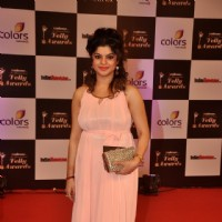 Sneha Wagh was seen at the Indian Telly Awards