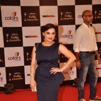 Kanika Maheshwari was at the Indian Telly Awards