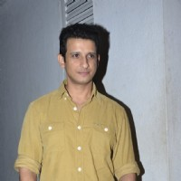Sharman Joshi at the Screening of Creature 3D