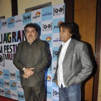 Raza Murad poses for the media at 5th Jagran Film Festival Mumbai