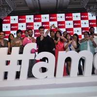 Launch of 'Fame Fashion Network'