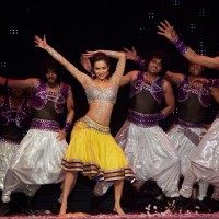 Malaika Arora Khan performs at Slam Tour in Washington