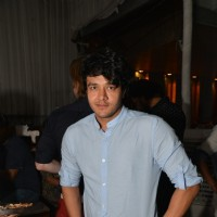 Aniruddh Dave was at Munisha Khatwani's Birthday Bash