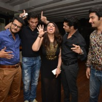 Celebs at Munisha Khatwani's Birthday Bash