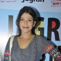 Shilpa Shukla was snapped at 5th Jagran Film Festival