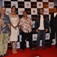 Annu Kapoor sings at the Trailer Launch of The Shaukeens