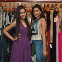Shazahn Padamsee poses Sonya Vajifdar at the Preview of VEMB
