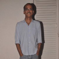 Rohan Sippy poses for the media at the Special Screening of Sonali Cable