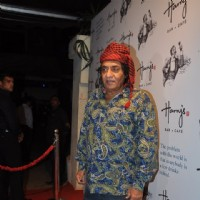 Ranjeet was at the Launch of Harry's Cafe