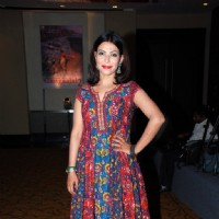 Shilpa Shukla as Prakash Jha Launches Rajneeti 2