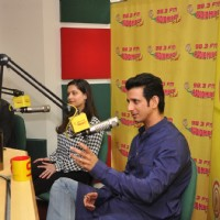 Sharman Joshi snapped at the Promotions of Super Nani at Radio Mirchi
