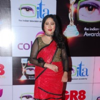 Jayati Bhatia at the ITA Awards 2014