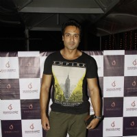 Iqbal Khan poses for the media at Shashi Sumeet Production Bash