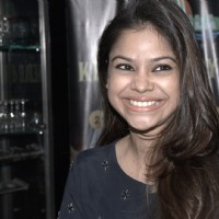 Sumona Chakravarti was at the Kolkata Baabu Moshayes Party