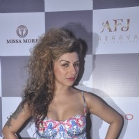 Hard Kaur was seen at the Madame Style Week