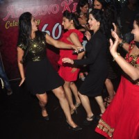 Team enjoy their time at the Success Bash of Doli Armaanon Ki
